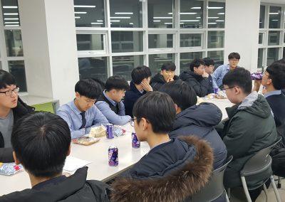 2018년 4차 멘토링 (겨울방학 대비 자기주도학습)