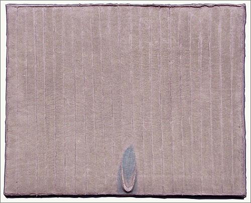 Ecriture #5, Mixographia, 76x56cm, 1994