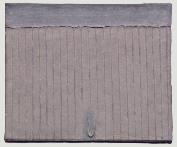 PARK SeoBo_Ecriture Series No.3_Mixografia_21x26cm_ed.40_1996