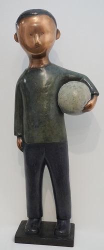 아이들 / Bronze / 69 x 26 x 13 cm / 2017