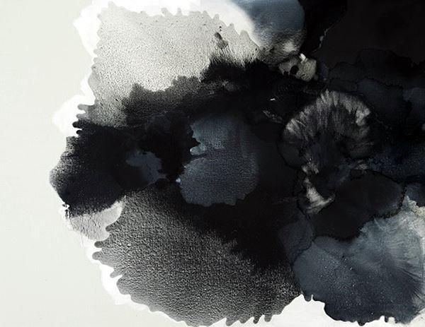 Symphony of the Spirit, Pigment & Oil on Canvas, 130x162cm, 2017