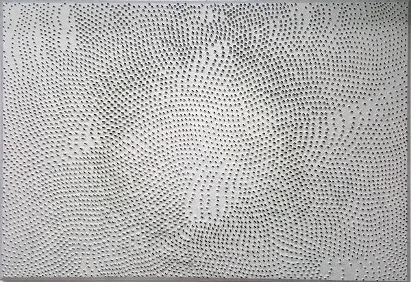 Line, Acrylic on Canvas, 130x162cm, 2017