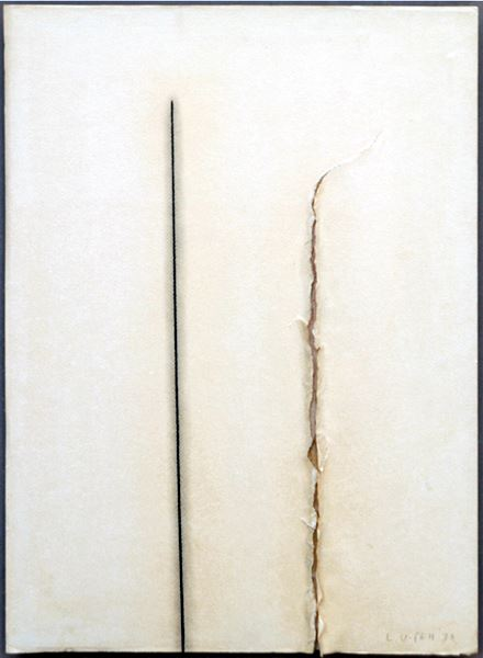 From Line, Drawing on paper, 75x55cm, 1973