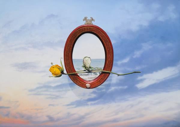 Se joong Kim_Dream the eternity_65.4x90.9cm_Oil on canvas_2009