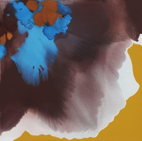 symphony of the spirit, Mixed Media on Canvas, 110x110cm, 2014