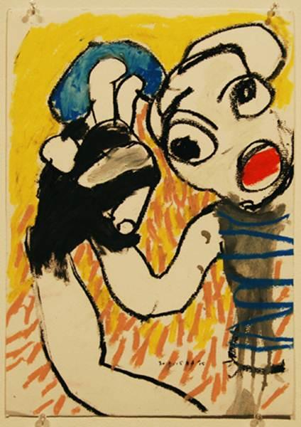Se joong Kim_Dream the Eternity_Oil on Canvas_57.1x115cm_2009-2010