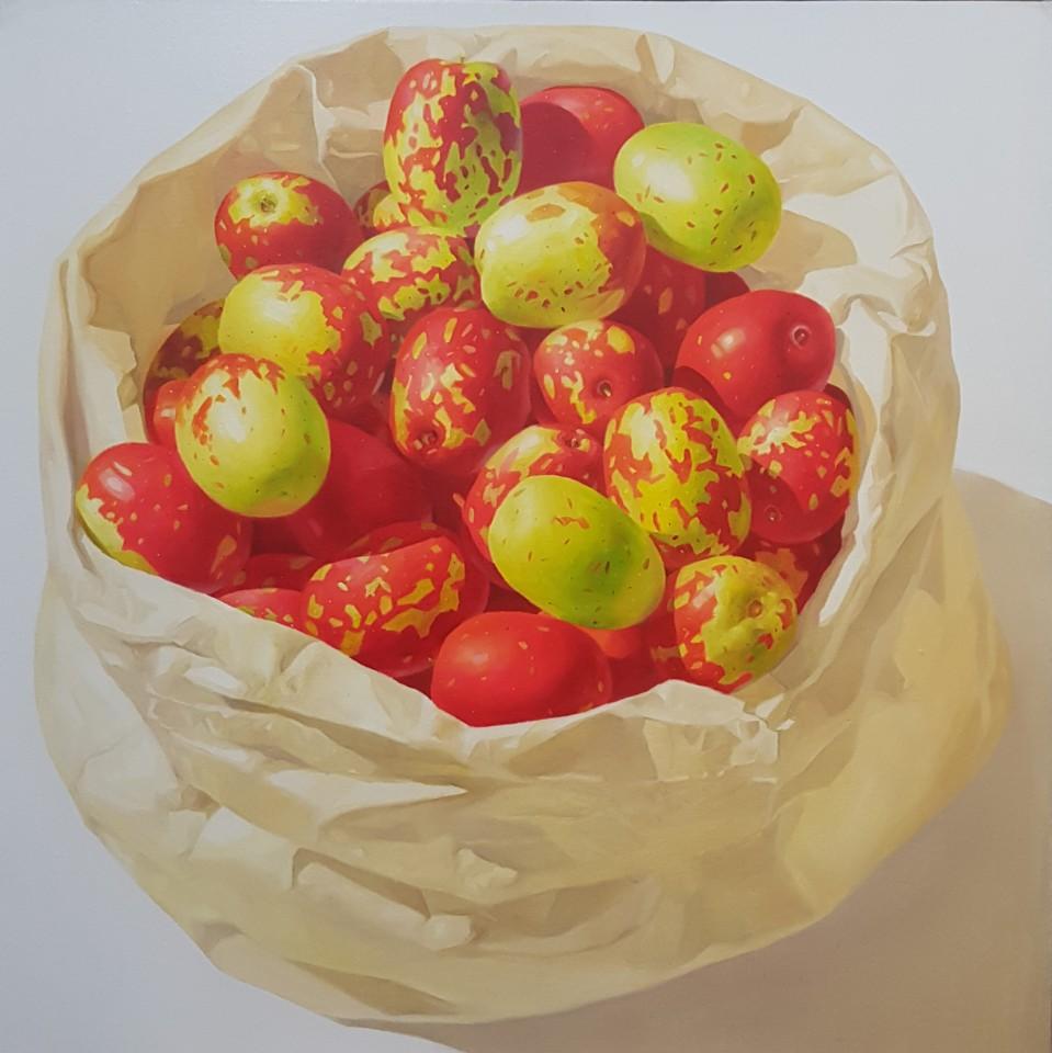 KIM KwangHan_향기가득_Oil on Canvas_65x65cm_2019_500만원