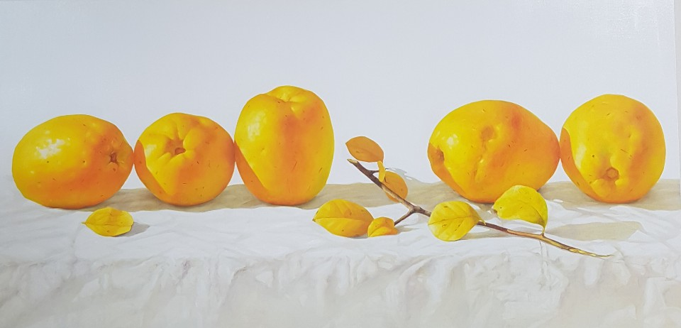 KIM KwangHan_향기가득_Oil on Canvas_60x120cm_2019_1000만원