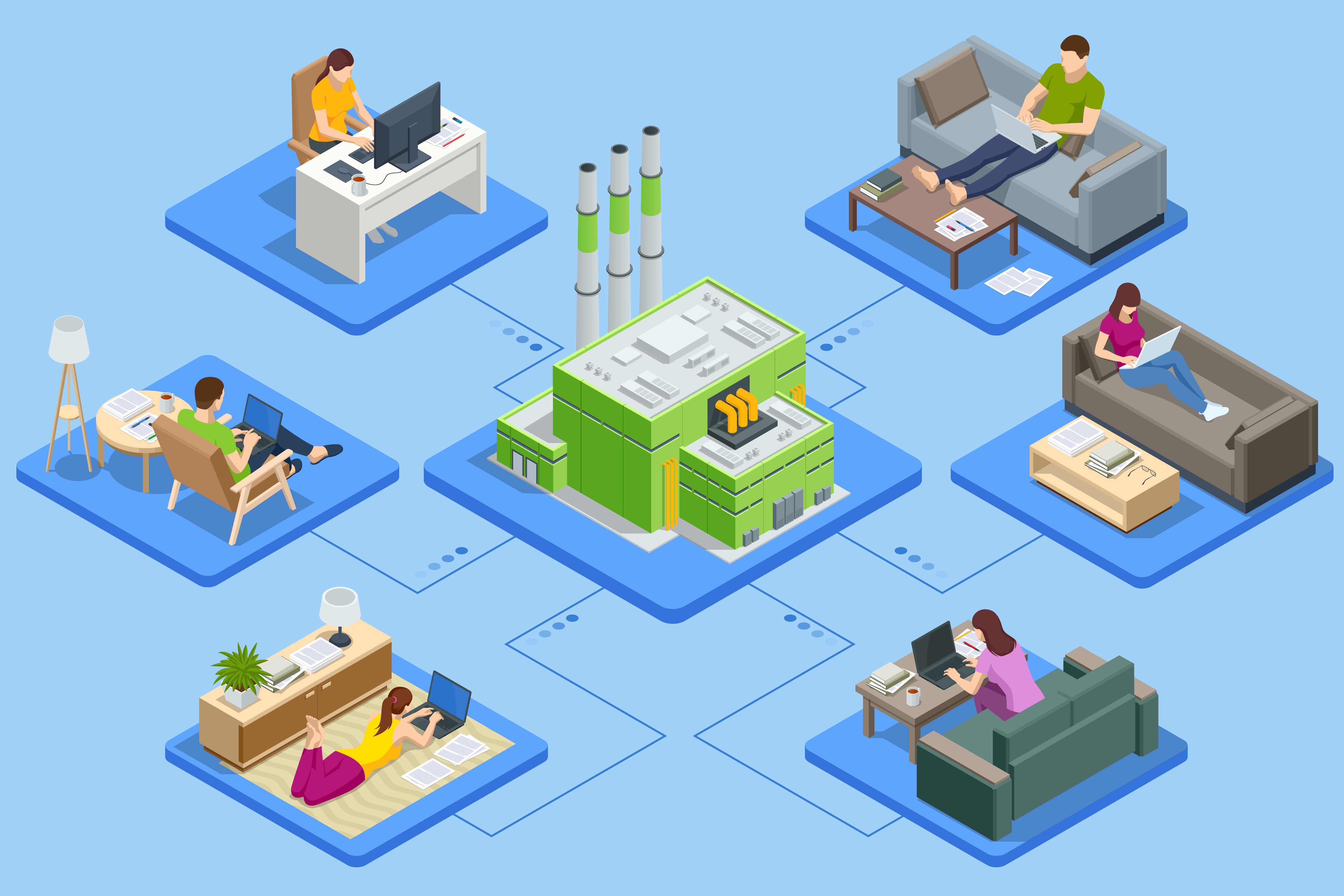 4차 산업혁명 시대의 새로운 비즈니스 모델