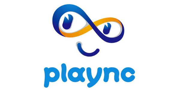 플레이엔씨 2007년 당시 로고