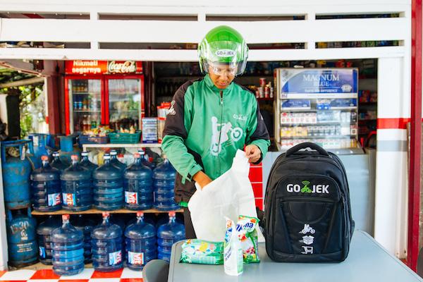이미지: GO JEK 홈페이지