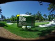 VR 기기로 보는 마스터즈 대회