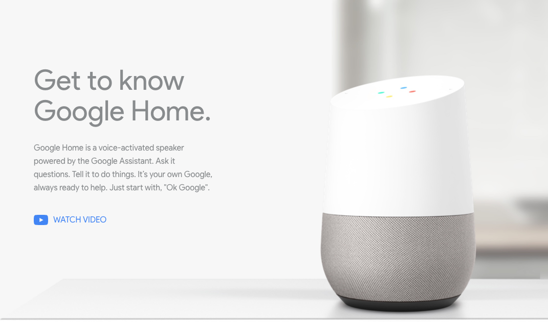 Iftt Google Home To Ring