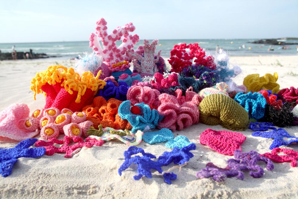 산호뜨개 1