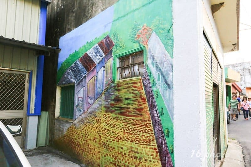 A-Tainan-Guanmiao-Painted-Village-24