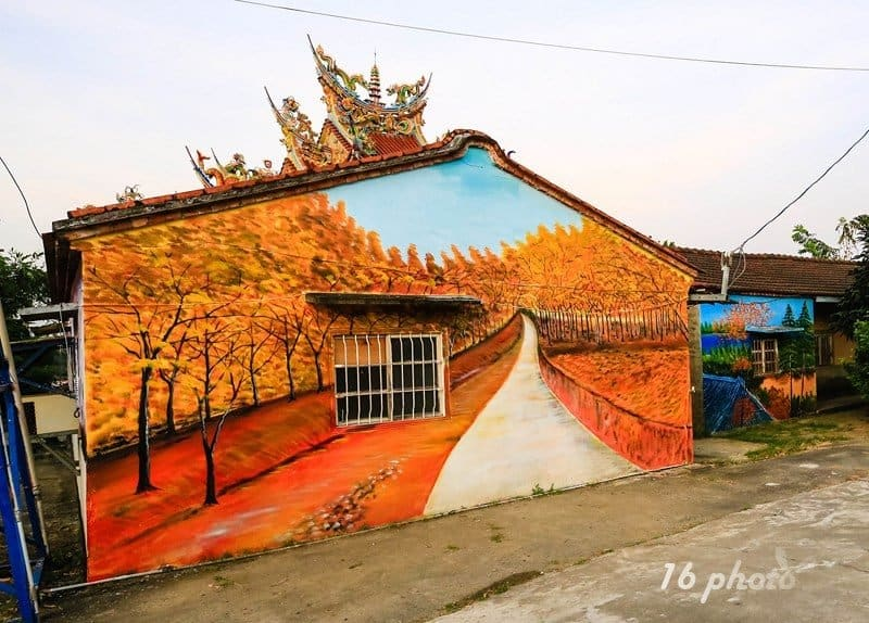 A-Tainan-Guanmiao-Painted-Village-28