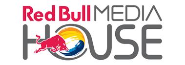 레드불 미디어 하우스 로고