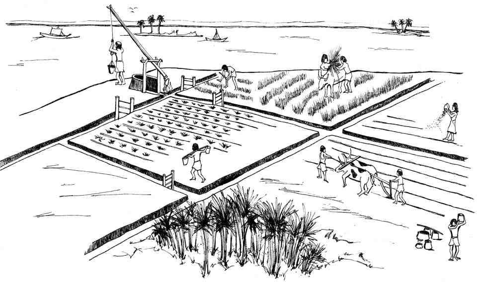 이스라엘의 강과 농업