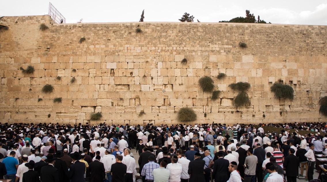 서쪽 벽 (Western Wall) – 통곡의 벽