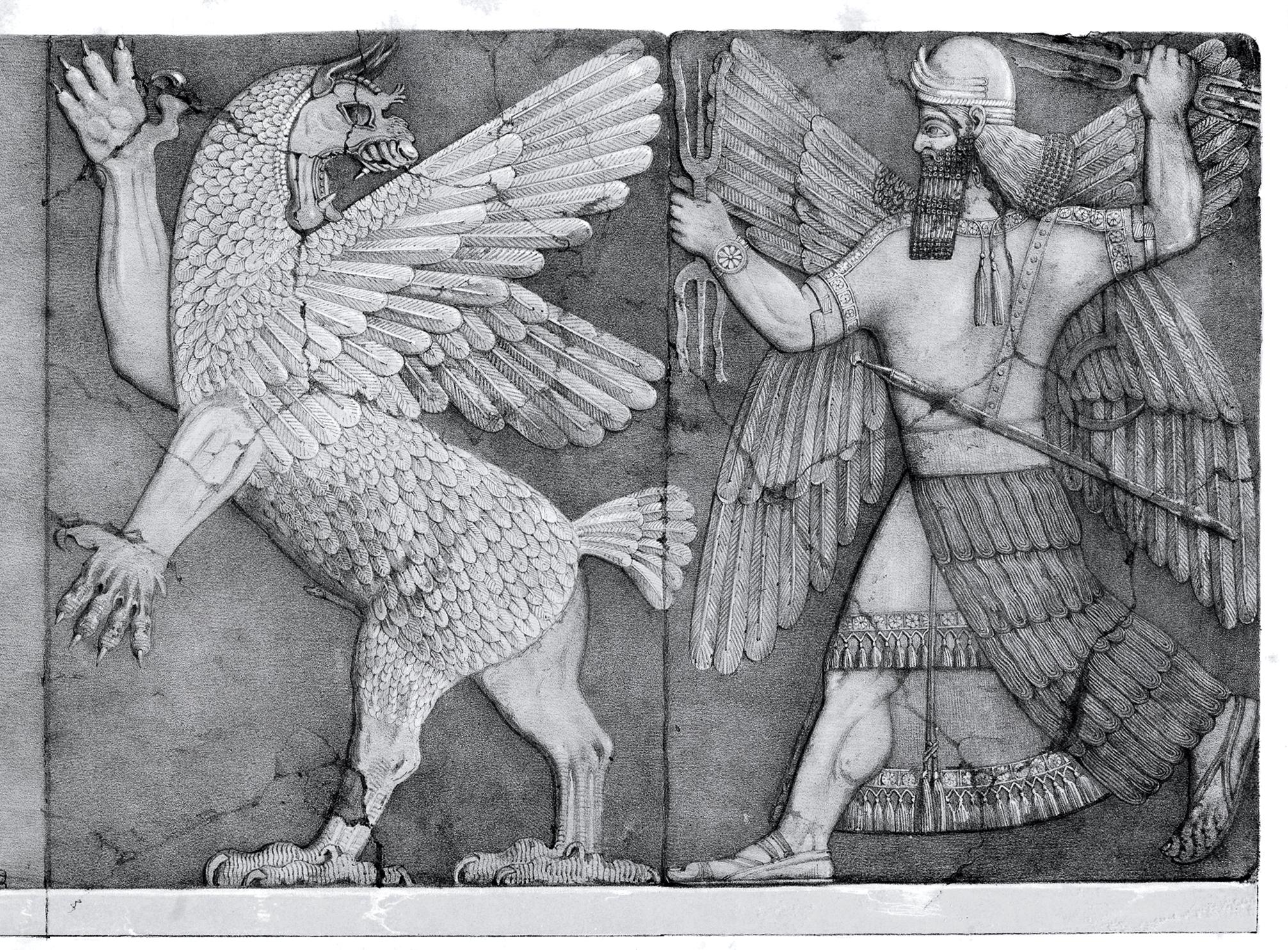 에누마 엘리쉬 (바벨론의 창세기)