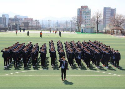 2019학년도 스포츠클럽 개회식(2019.03.22.)