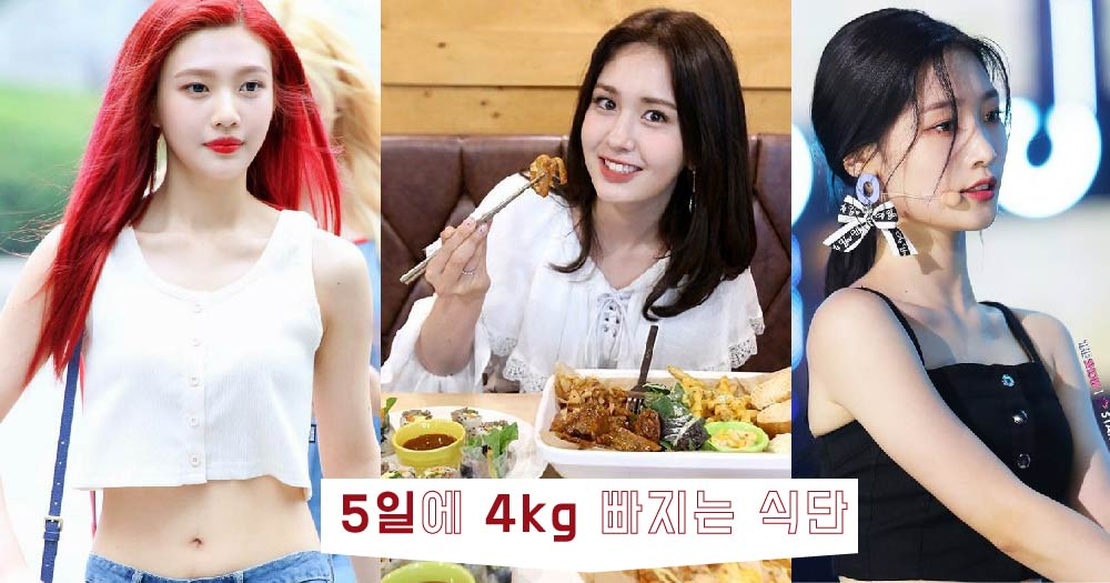 【본판잡기】 먹으면서 하는 다이어트가 있다고? 5일에 4kg 빠지는 'FMD'식단