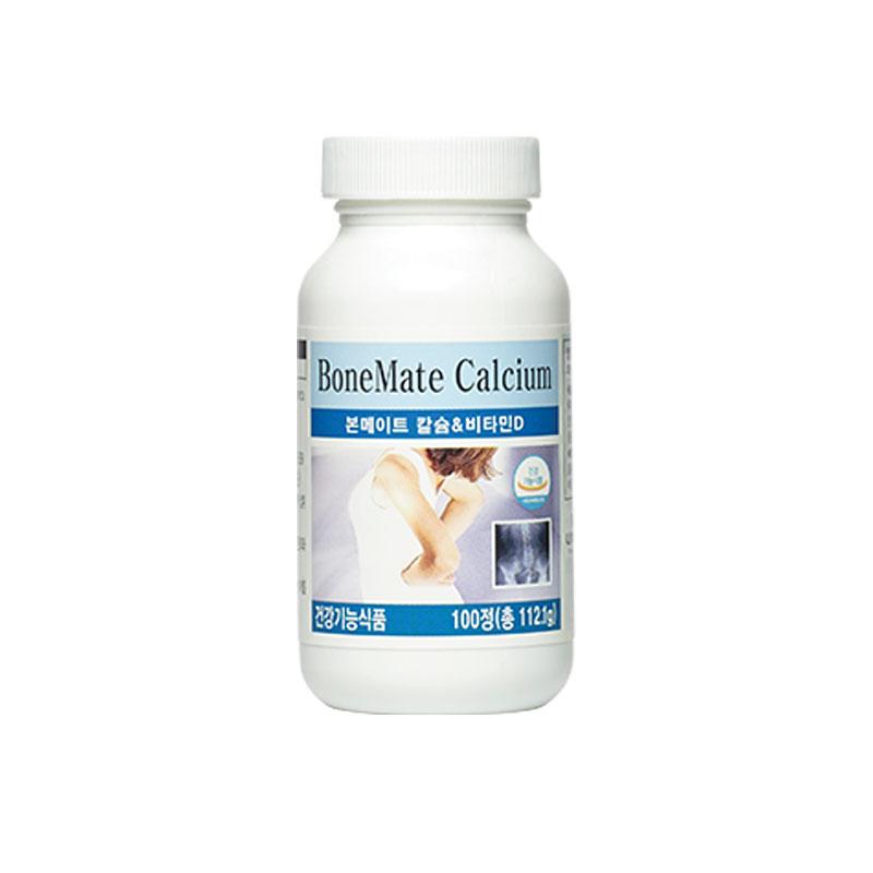 본메이트 칼슘 & 비타민D