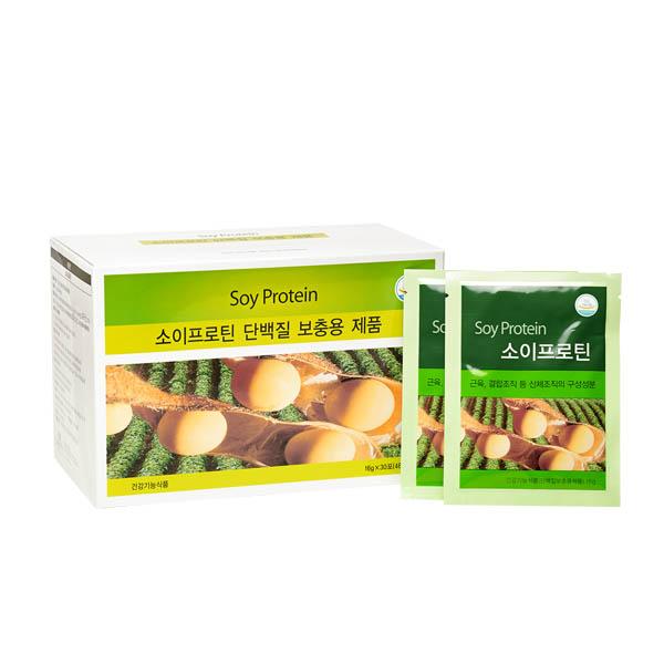 소이 프로틴 단백질 보충용 제품