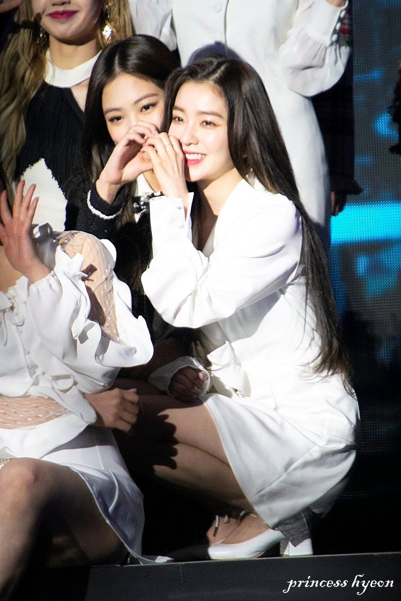 BLACKPINK's Jennie and Red Velvet's Irene reportedly to