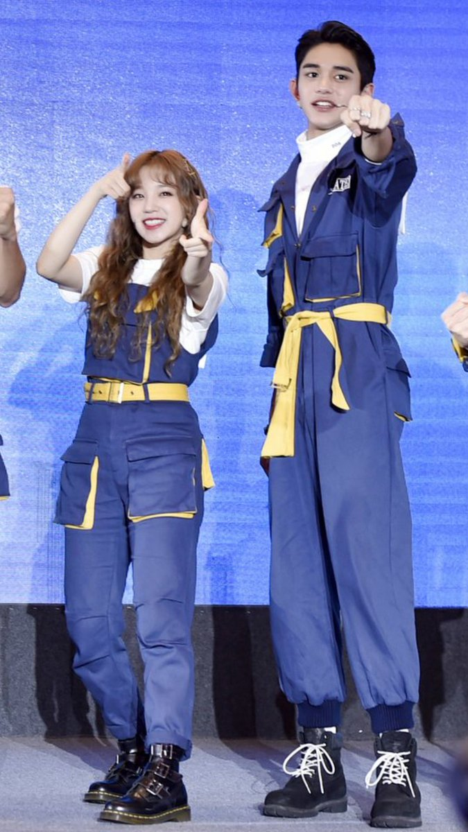 Netizens are Cooing Over How Adorable the Height Difference