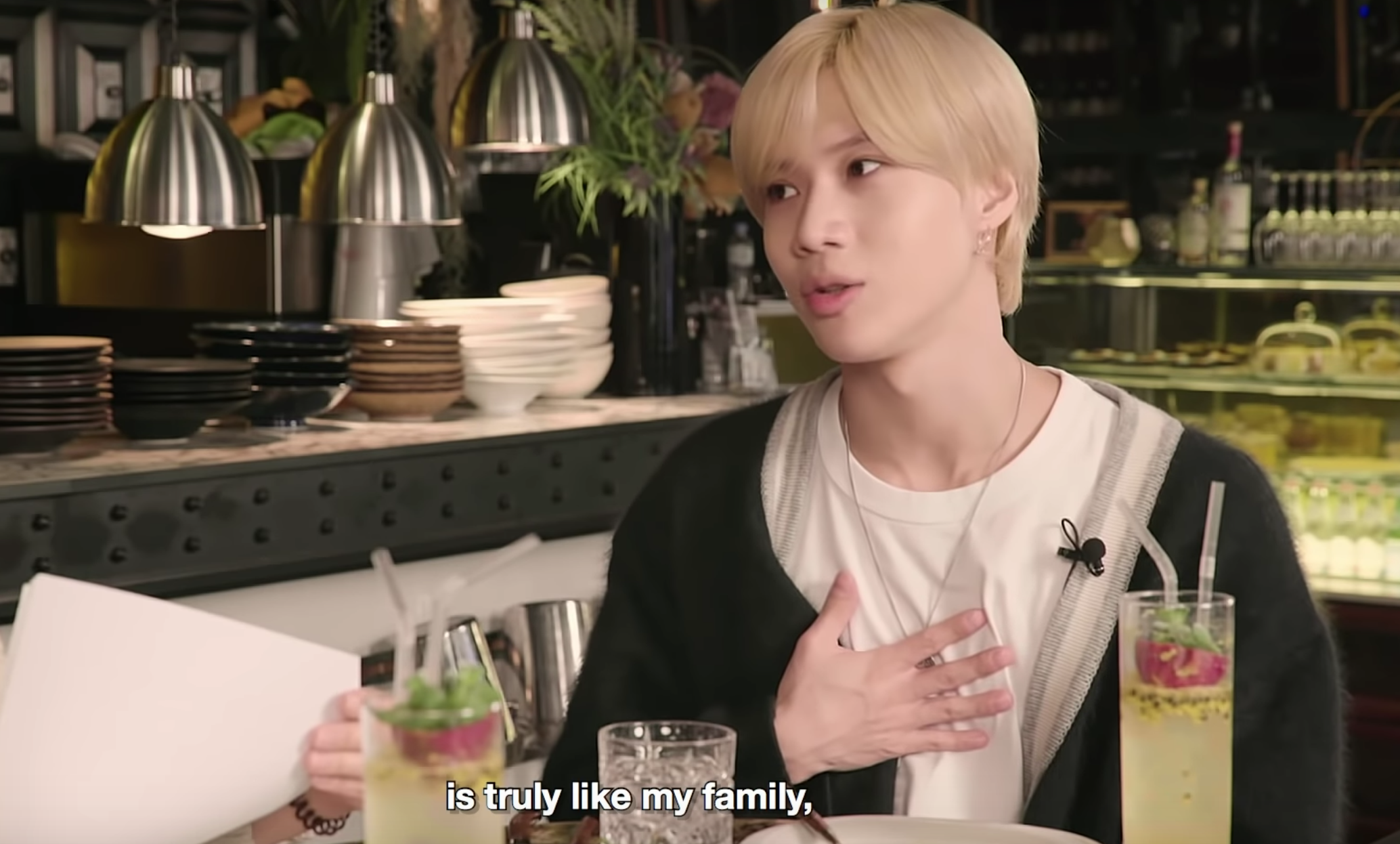 As SM's First Soloist from a Group, SHINee's Taemin Shared How His