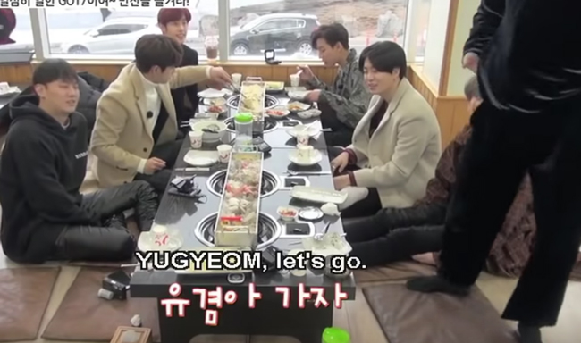 That One Time GOT7's Jackson was Hilariously Rejected By Yugyeom to
