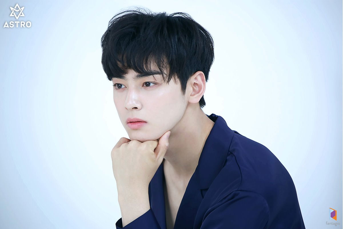 [K-Star]: ASTRO's Cha Eun Woo was Spotted Bulking up His Body and He is Hot