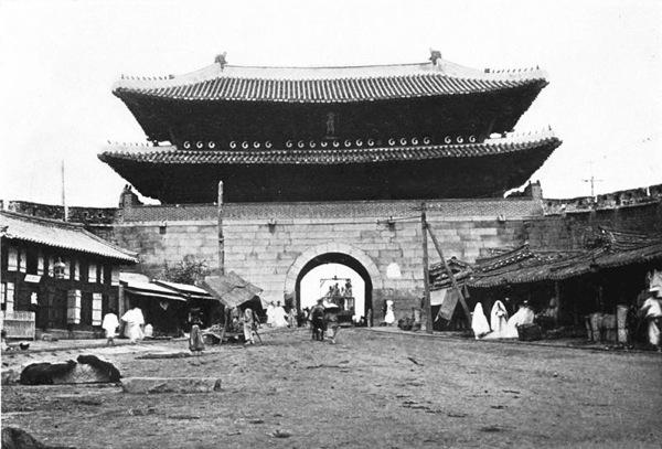 숭례문 사진