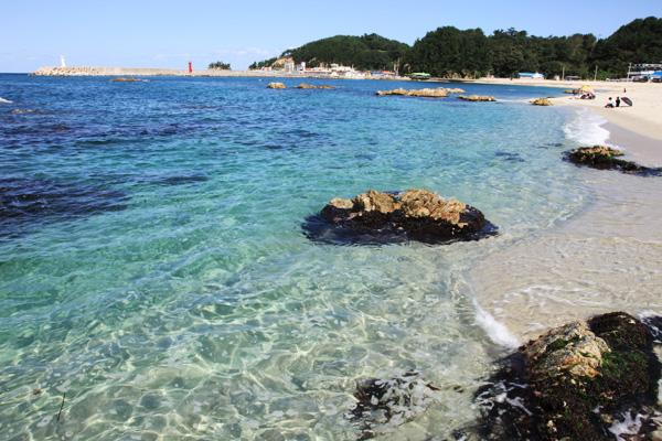 한국의 또 다른 나폴리 장호해수욕장