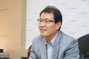서울시립신목종합사회복지관 신학문 관장