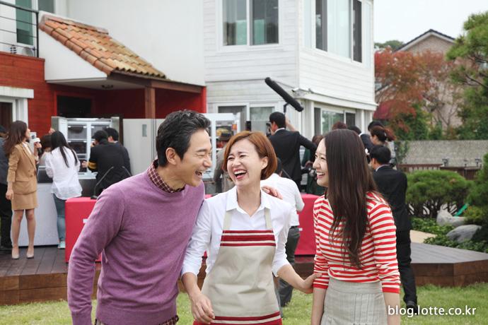 롯데하이마트의 새로운 TV 광고 '김치냉장고' 편