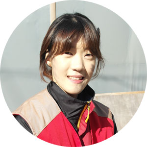 롯데월드 단체마케팅팀 김은주 사원
