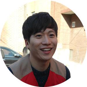 롯데월드 지원부문 인사팀 김단열 사원