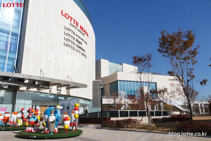 몰링족의 명소, 롯데몰 김포공항점의 숨은 매력을 만나다!