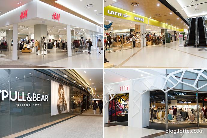 쇼핑몰, 백화점, 마트부터 전자제품 매장까지 들어선 롯데몰 김포공항점