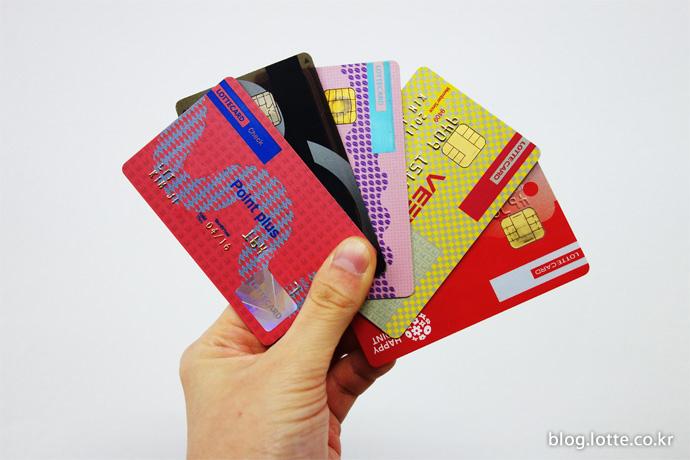 """""""카드를 뽑아주세요"""" 복불복 게임! 검은색카드가 잘 뽑히더라고요…"""