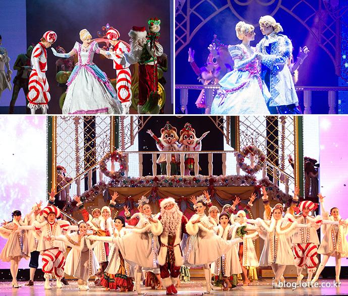 공중곡예, 마술, 퍼포먼스, 뮤지컬까지 모두 만날 수 있는 '신데렐라의 크리스마스 파티'