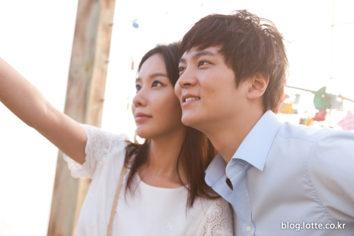 아련한 첫사랑의 기억이 떠오르게 하는 김아중과 주원