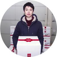 자원봉사자 상명대학교 김영빈
