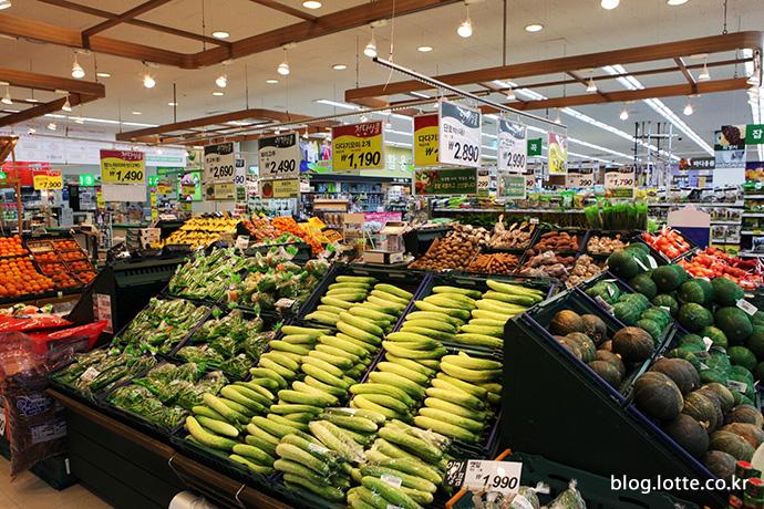 롯데슈퍼, 채소 30톤 구매 후 저소득층에 기부 이미지