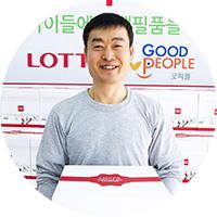 자원봉사자 김정만