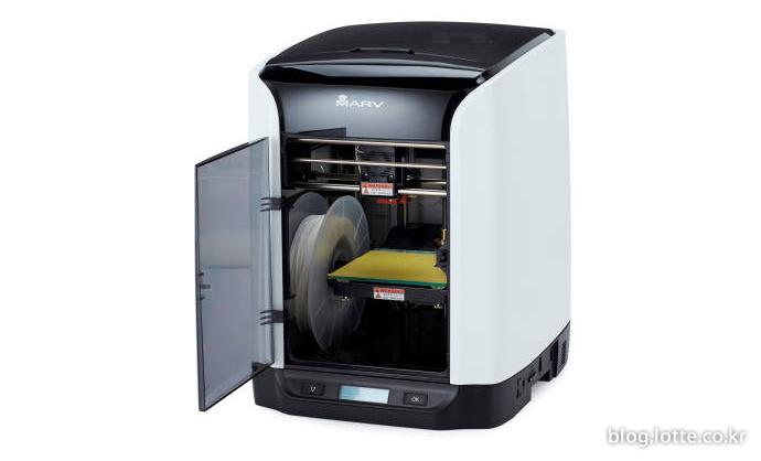 캐논코리아 비즈니스 솔루션, 3D 프린터 '마브 MW10' 제품 이미지