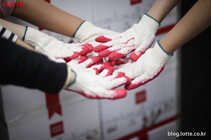 롯데 플레저박스 캠페인, 소아암 어린이를 응원합니다