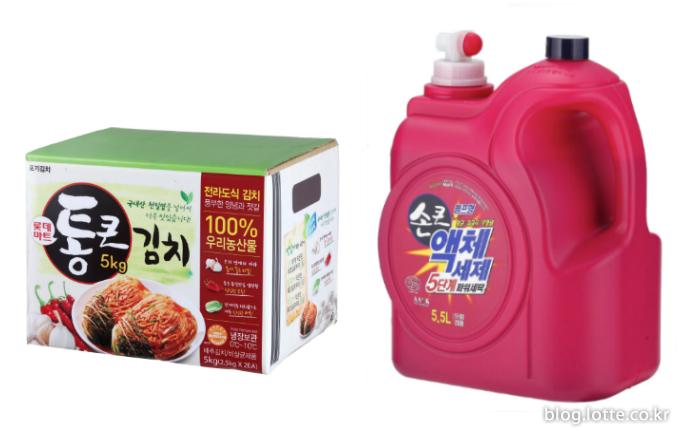 롯데마트, 100개가 넘는 '통큰 ∙ 손큰' 상품 품목 보유